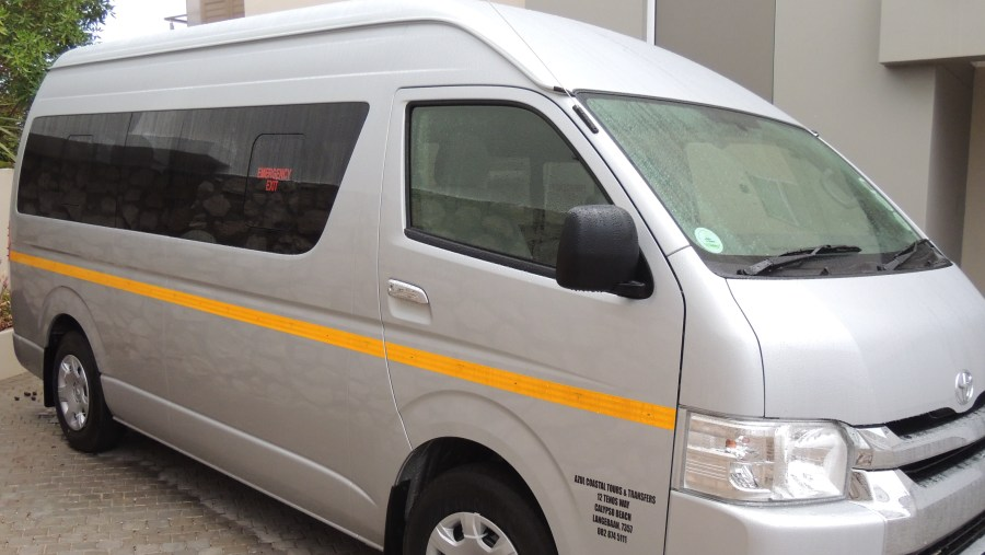 13-Seater Toyota Quantum Bus