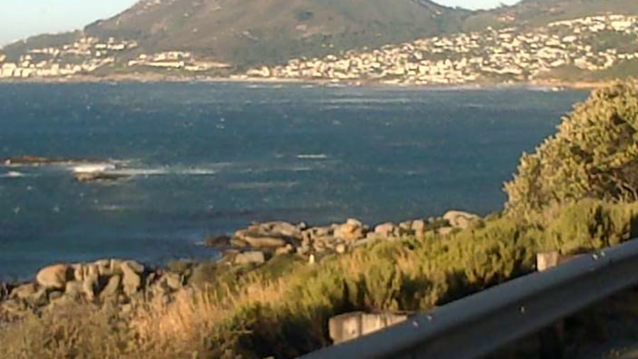 En rout to Hout Bay