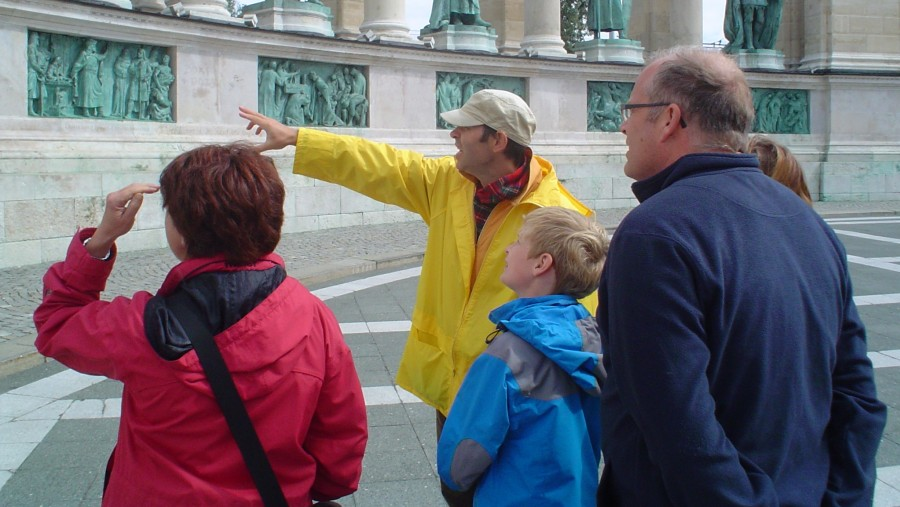 City Park Walking tours in Budapest