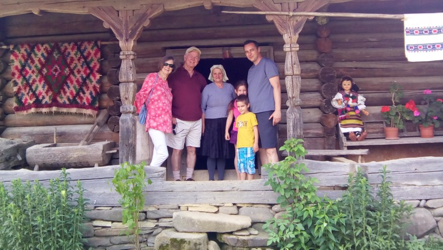 touring in the country side, Wooden Churches, Traditional Villages, Mountains