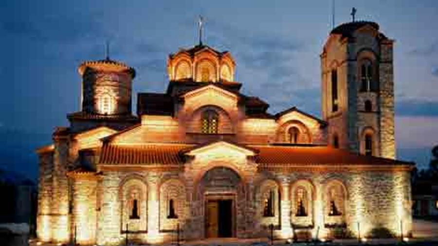 St.Kliment and Pantelejmon