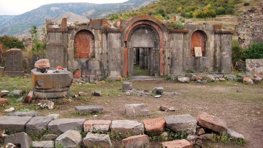 Havuc Tar Monastery Complex
