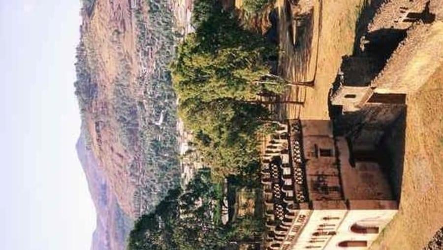The Caste Compound of Gondar (UNESCO World Heritage Site)