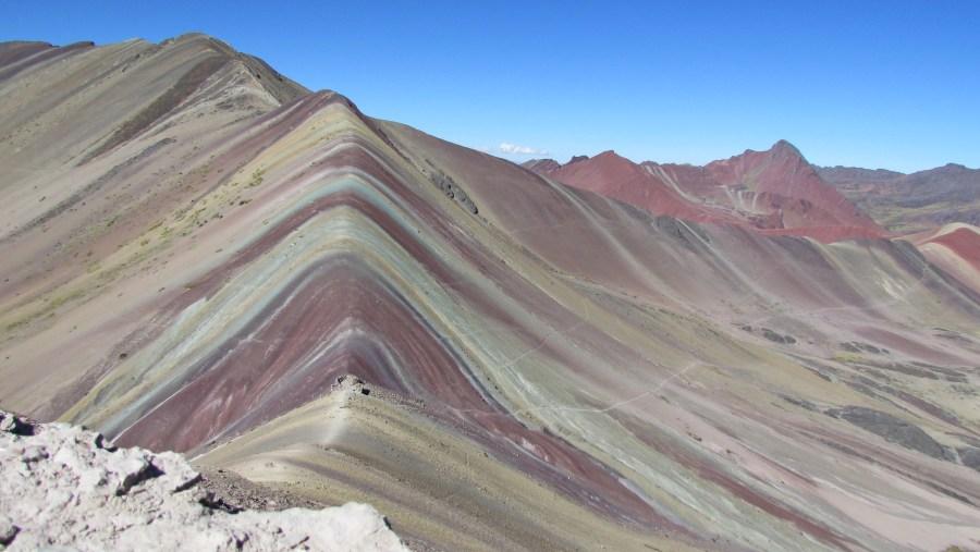 Rainbow, Vinicunca, Cerro Arco iris