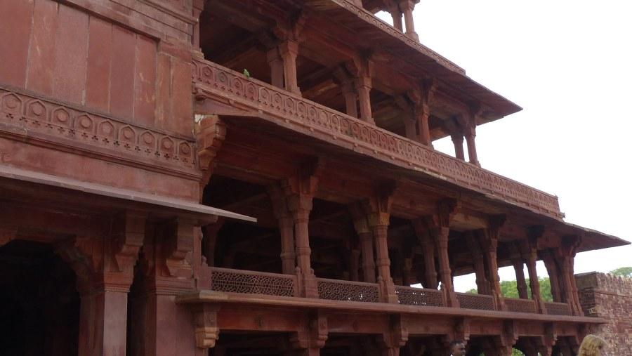 Taj Mahal, Agra Fort & Fatehpur Sikri
