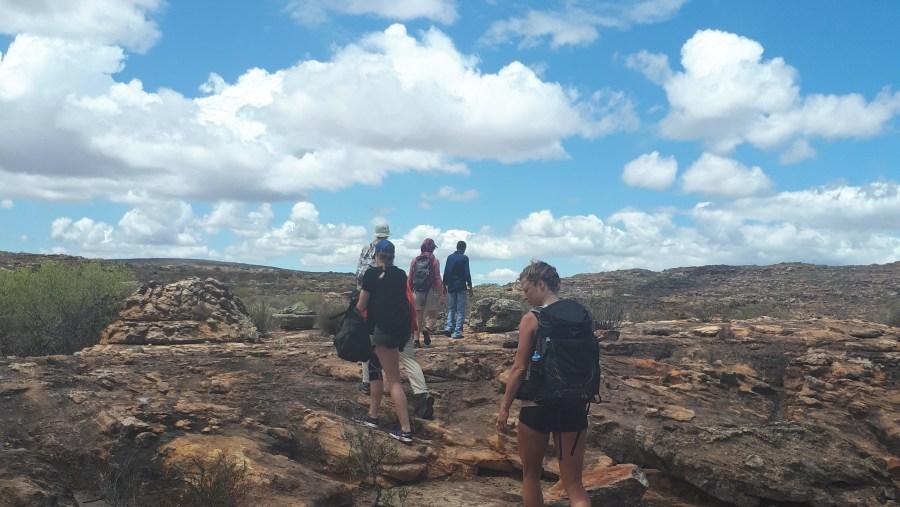 Cederberg Hiking Trail