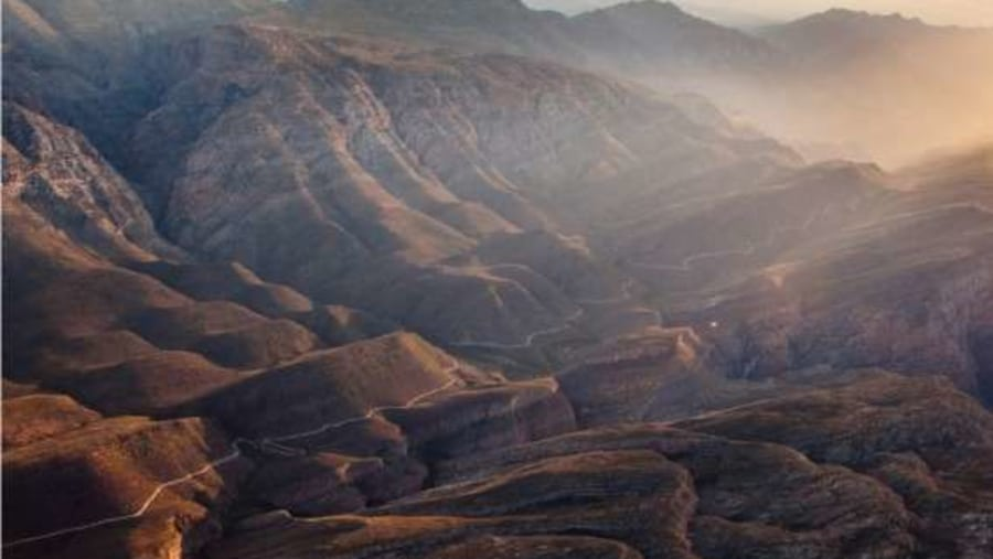 Swartberg Pass,  Walk on the Wild Side and Howard Butcher