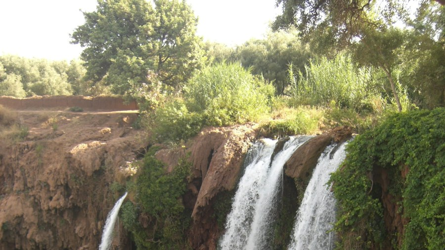 Waterfalls Ouzoud