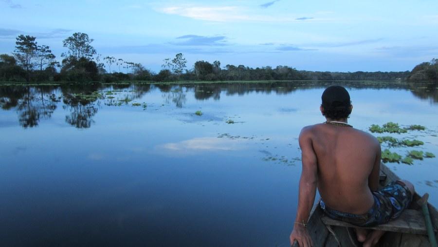 Amazing trip in Amazonia