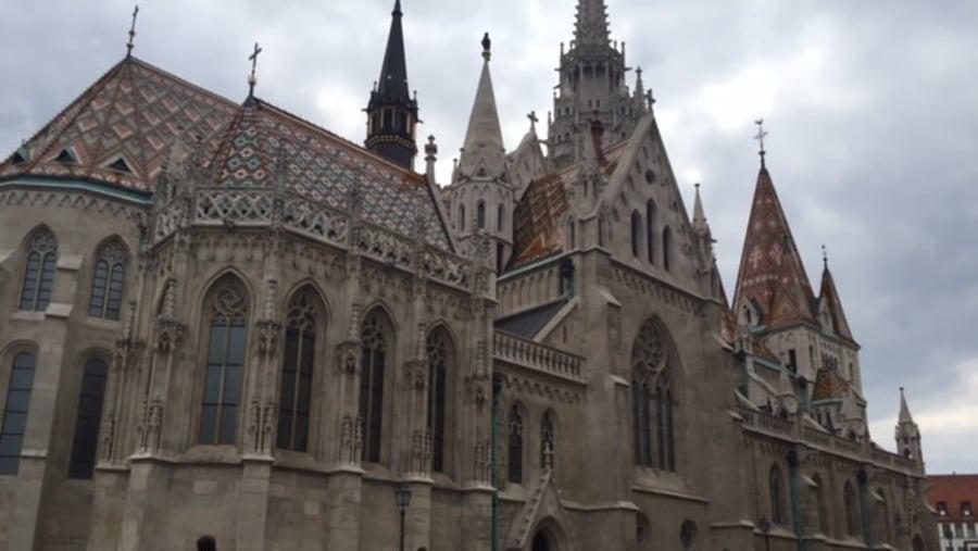 Budapest, Mathias Chuch