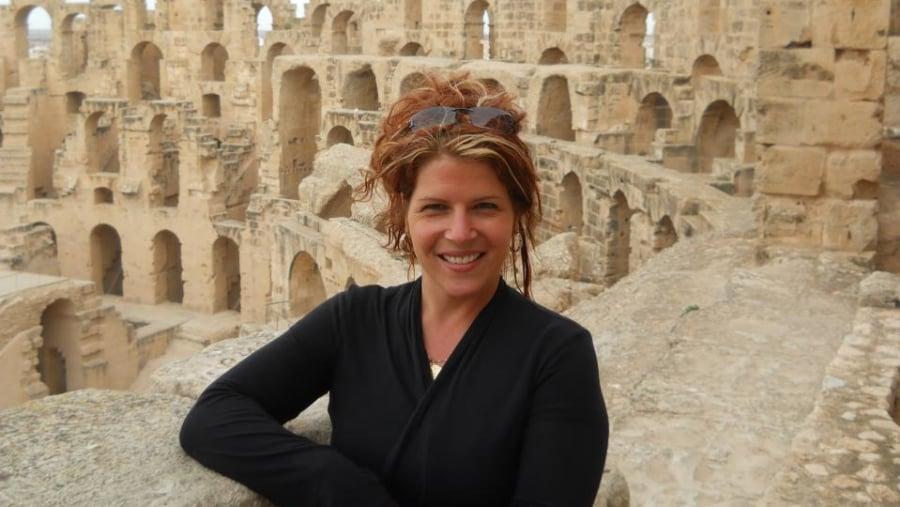 Roman AMPHITHEATERS in Tunisia
