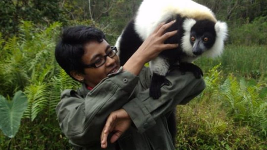 Lemurs'island- Andasibe