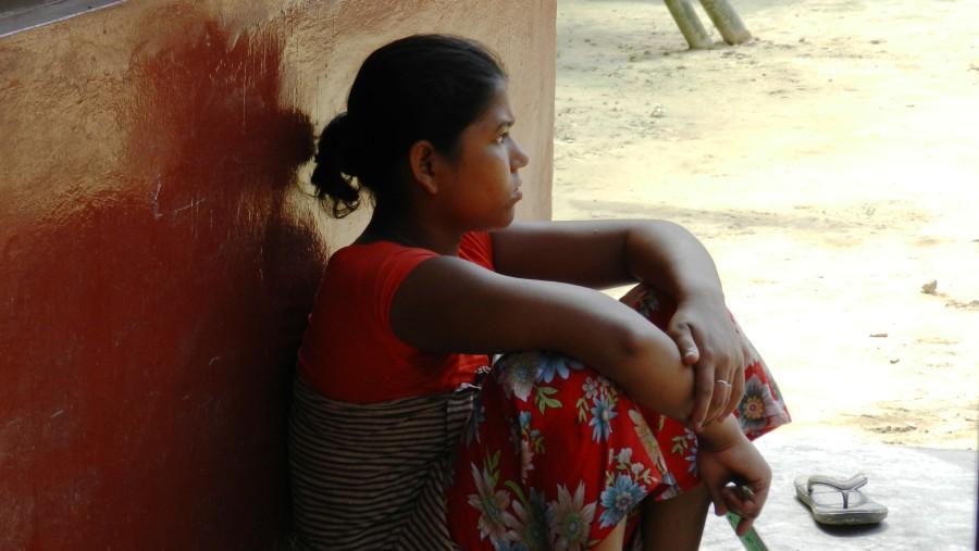Khasi - tribal woman