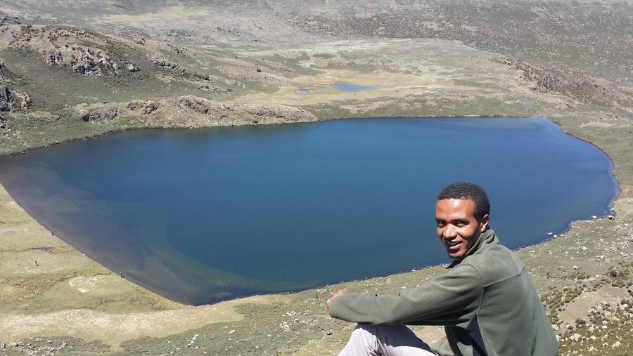 another secret of Afro Alpine Sanate Plateau