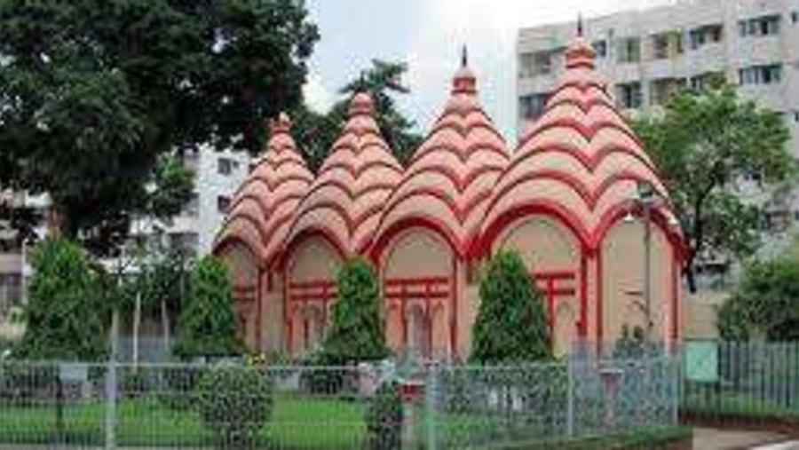 Dhakeshori Temple