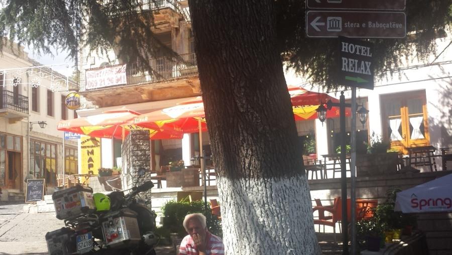 Gjirokastër city, part of unesco