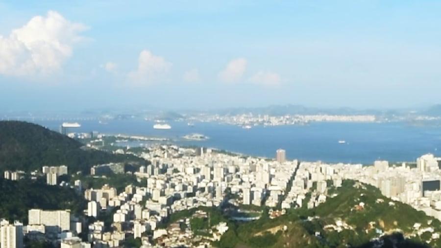 view from santa Marta