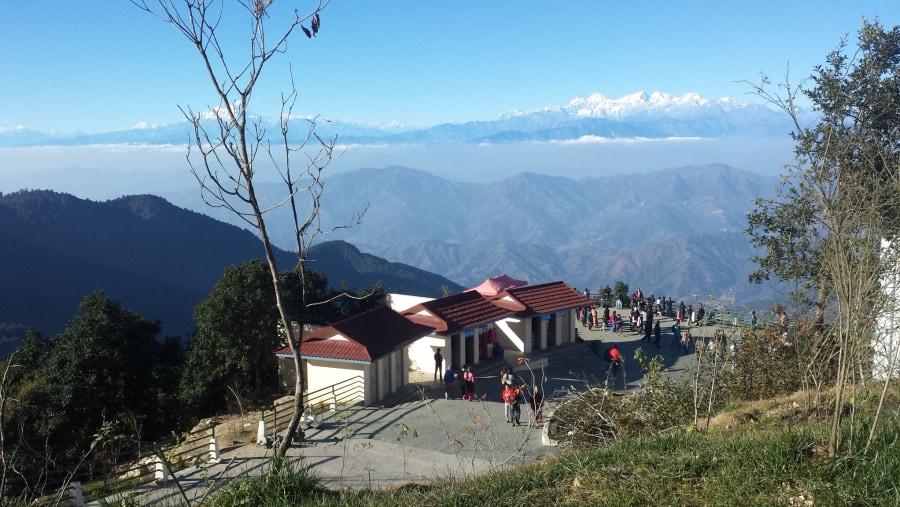 Chandragiri Hill station