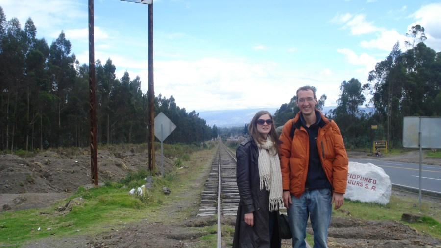 Railways of Ecuador!