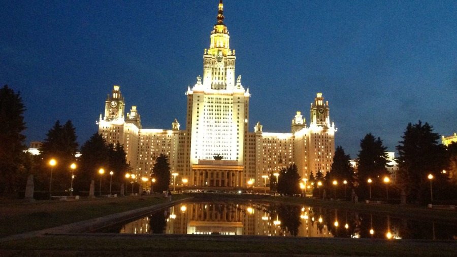 Moscow State University © Inna Goudkova