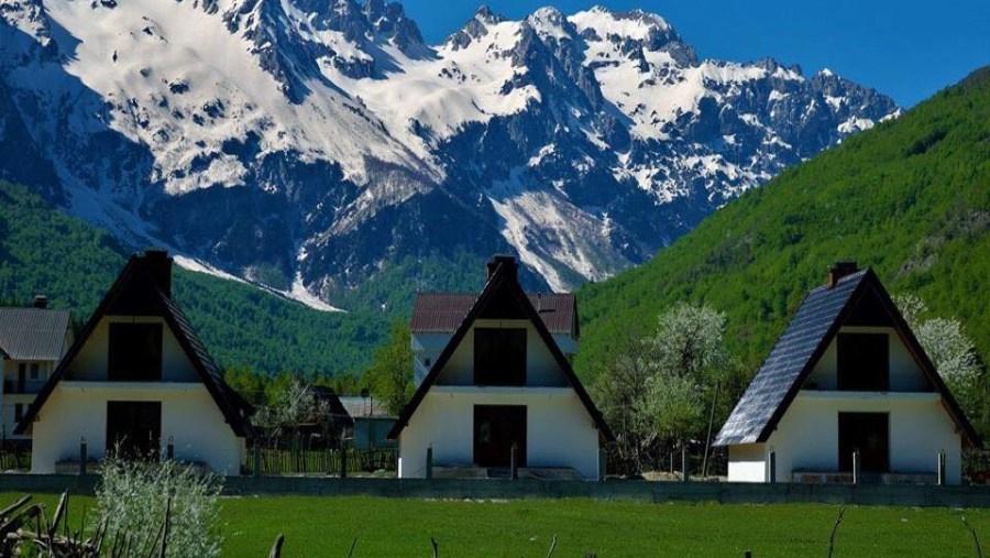 Valbona Village