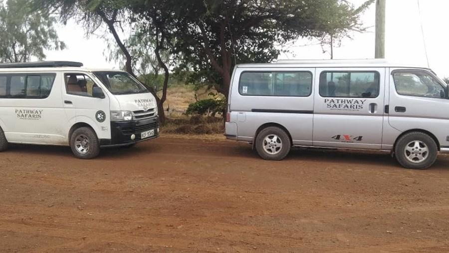 Pathway safaris vans