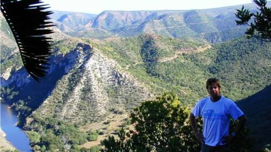 Baviaanskloof, South Africa with  Walk on the Wild Side and Howard Butcher