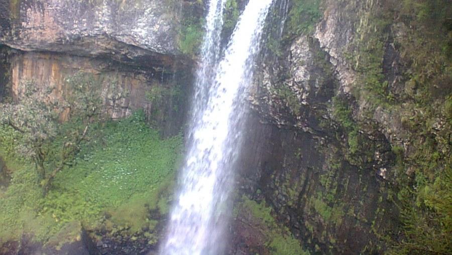 Chania falls