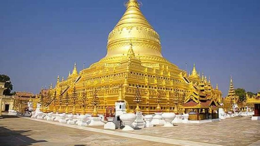 Shwe Zin Gone Stupa