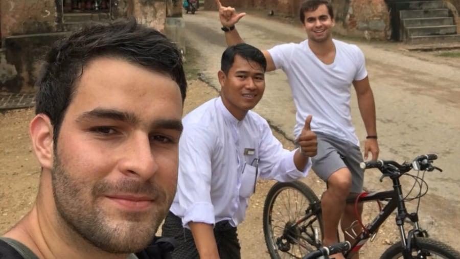 Greatest guide in Myanmar!