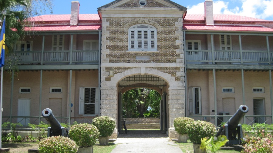 The Barbados Museum & Historical Society