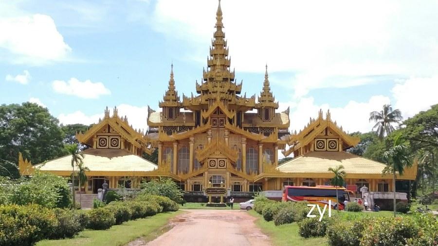 Kambawzathadi Palace