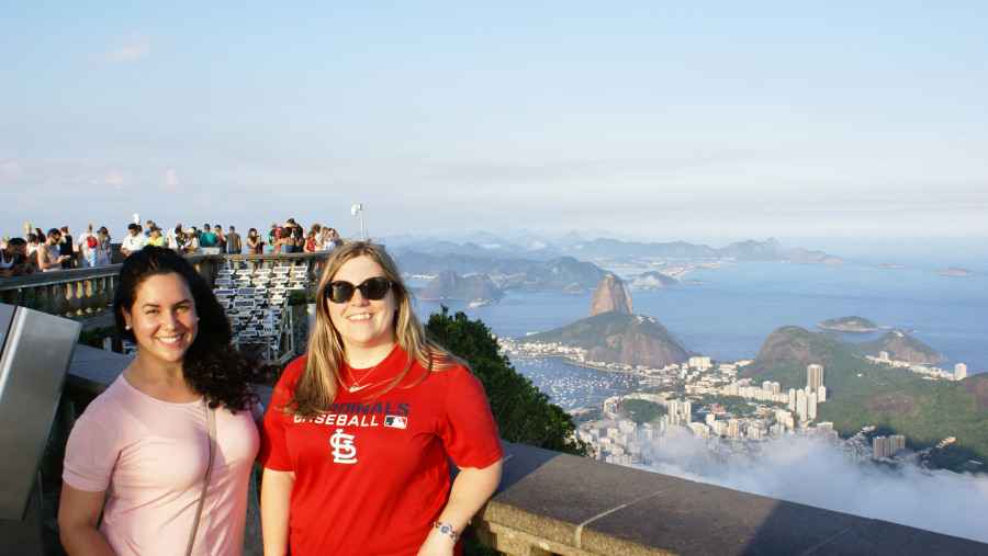 Amazing Day in Rio! Far exceeded any expectations!!!!