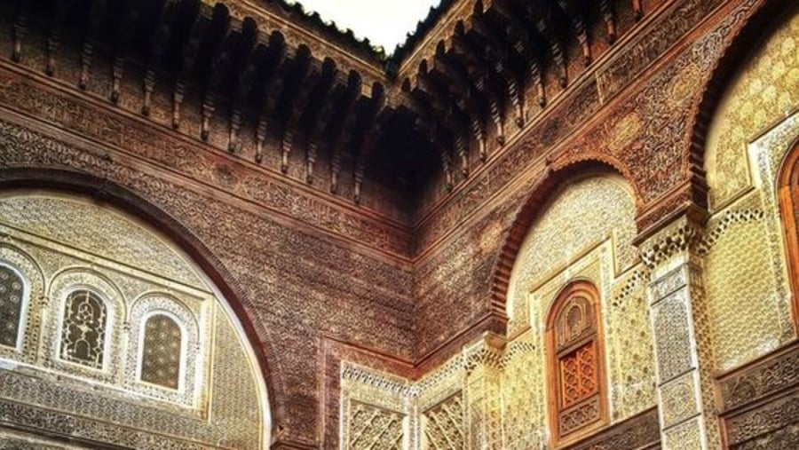 Guided trip in Fes in a part of private Morocco tour with us