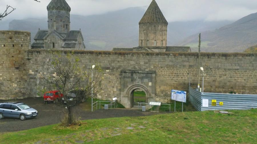 Amazing Tatev Monastery