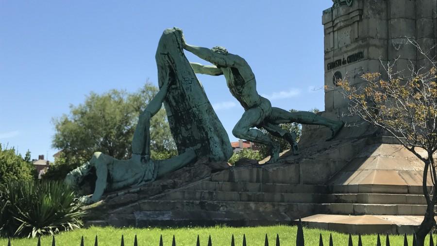 Getxo,Churruca Monument