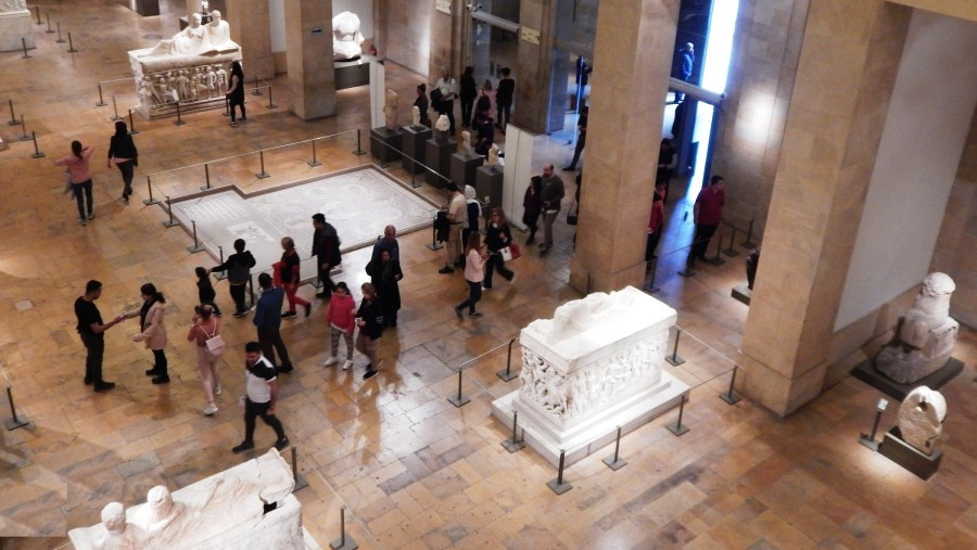 Discovering the National Archaeological Museum of Beirut