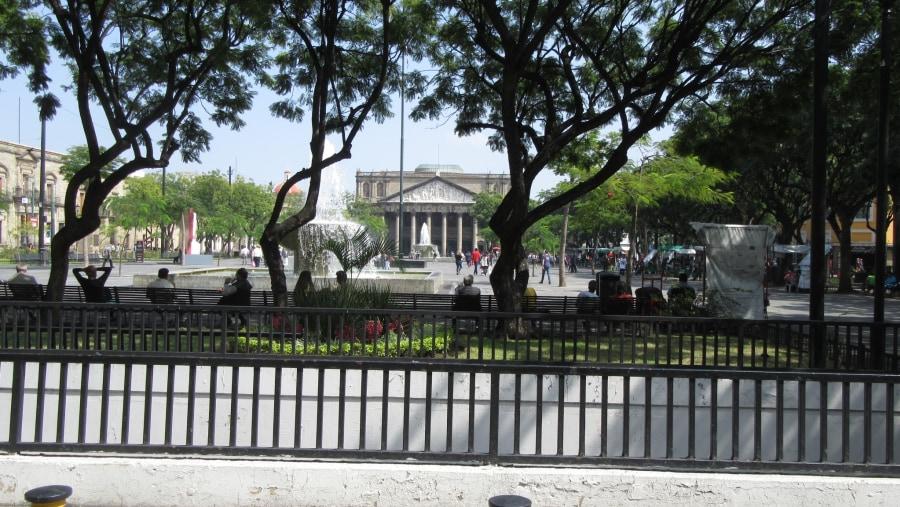 Plaza Liberación