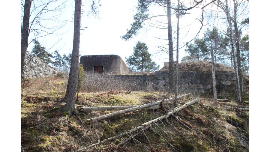 Vallisaari fortress