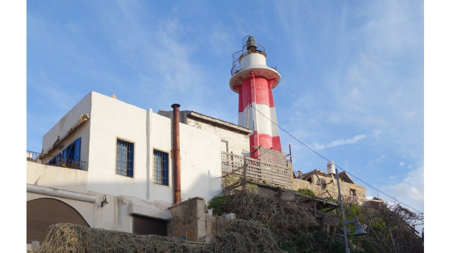 Jaffa lighthouse