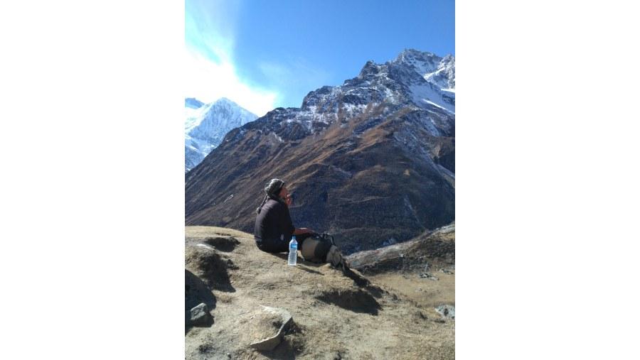 Barpak trekking