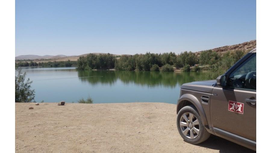 Lake Yerukham