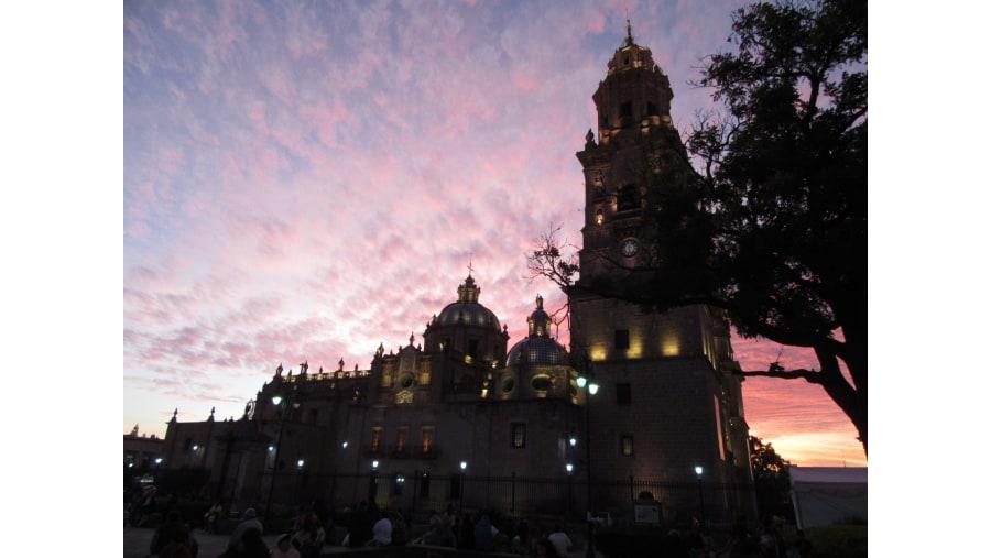 Centro Histórico Patrimonio de la Humanidad