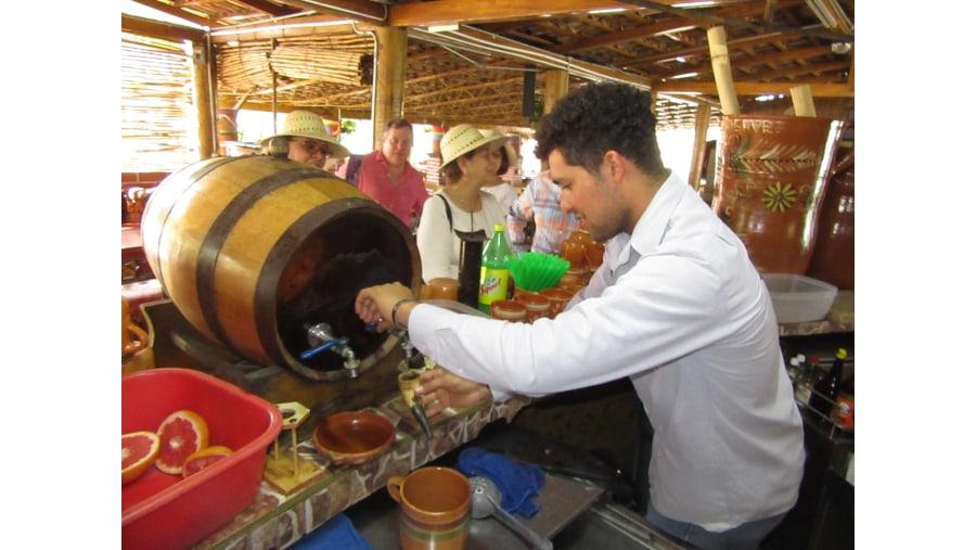 Jarritos con Tequila