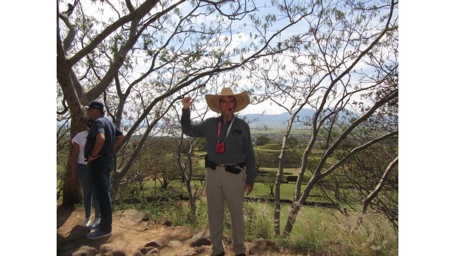 Teuchitlán, Guachimontones