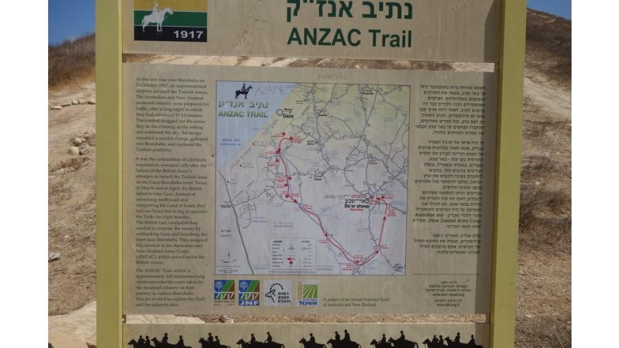 ANZAC trail