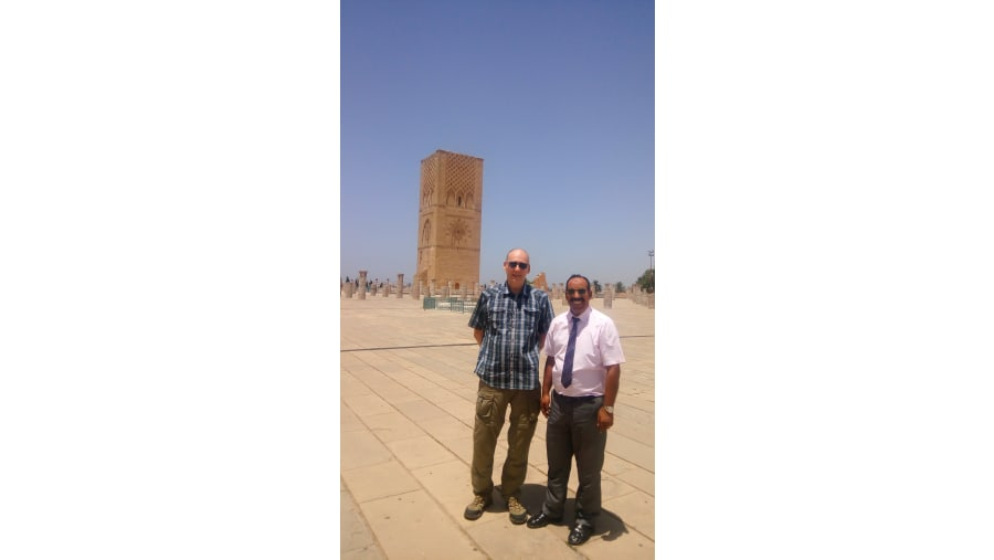 Hassane Tower
