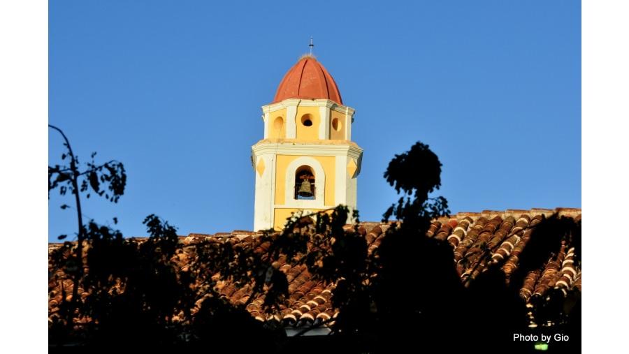 Tower of Convento de San Francisco de Asís