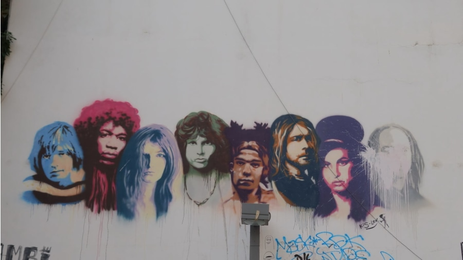 Graffiti - 27 club