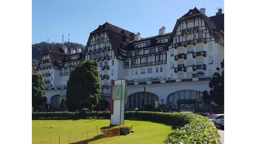 Palacio Quitandinha